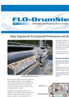 Flo-DrumSieve - Rotating Drum Screen Brochure