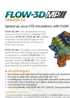 FLOW-3D/MP Brochure