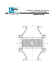 7618 - Flame Arrester, Vertical Installation – Manual