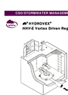 Hydrovex - HHV-E - Vortex Driven Regulator Brochure
