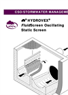 Hydrovex - FluidScreen Oscillating Static Screen Brochure