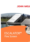 ESCALATOR - Fine Screen – Brochure