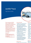 Actiflo - Pack - Compact High Rate Clarifier – Datasheet