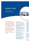 Actifloc - Pack - High Rate Clarifier & Mixed Media Filter – Datasheet