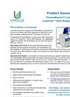 PhotonMaster Luminometer & LumiCalc Data Analysis Software Product Announcement