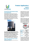 Application Overview - Liquid Fuel Handling
