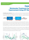 Case Study - Wastewater Treatment Continuous Improvement Tool