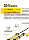 Model VM-585 - Combination Utility Locator Brochure