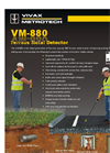 Model VM-880 - Metal Locator Brochure