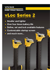 Model vLocPro2 (VLP2) - Utility Locator Receiver Brochure