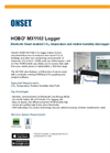Model MX1102 - CO2 Data Logger  Brochure