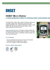 HOBO - Micro Station Data Logger- Brochure