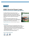 U26 Dissolved Oxygen Logger Data Sheet