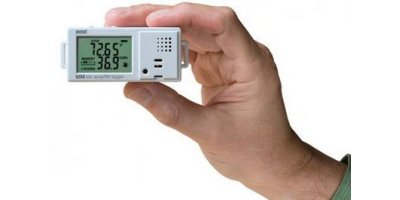 HOBO - Model MX1101 - Low Energy Temperature/Relative Humidity Data Logger