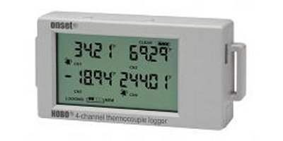 HOBO - Model UX120  - Thermocouple Data Logger