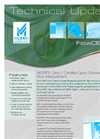 FlowCERT Lite - Mcerts Open Channel Flow Meter - Catalogue