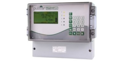 FlowCERT Lite - Mcerts Open Channel Flow Meter