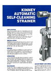 S.P. Kinney - A - Automatic Self-Cleaning Strainer - Brochure
