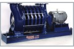 Power Mizer - Model 4000 - Cast Centrifugal Blowers
