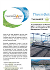 ThermAer TerSolair - Biosolids Management Software - Brochure