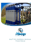 iSep - 500 - Ultrafiltration Membranes Product Manual