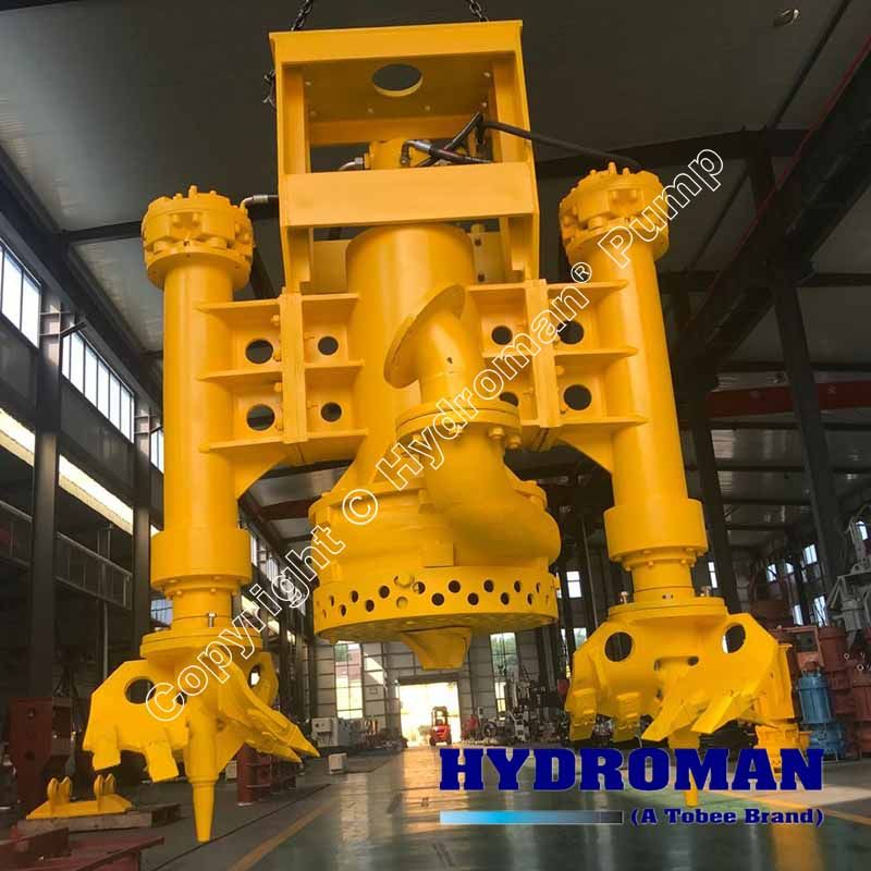 Hydroman™ Hydraulic Pump can replace Draflow Hydraulic Pump-1