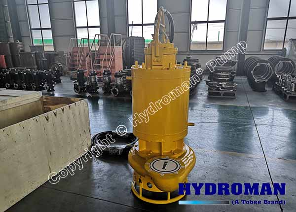 Hydroman™ Electric Submersible Pump for removal of sediments and boards-0