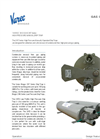 Model 247/D - High Pressure Manual Drip Trap Brochure