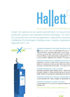 Hallet - Model 30 - UV Water Systems Brochure