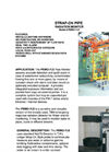 Model PEMO-7LE - Strap-On Water Pipe Radiation Monitor- Brochure