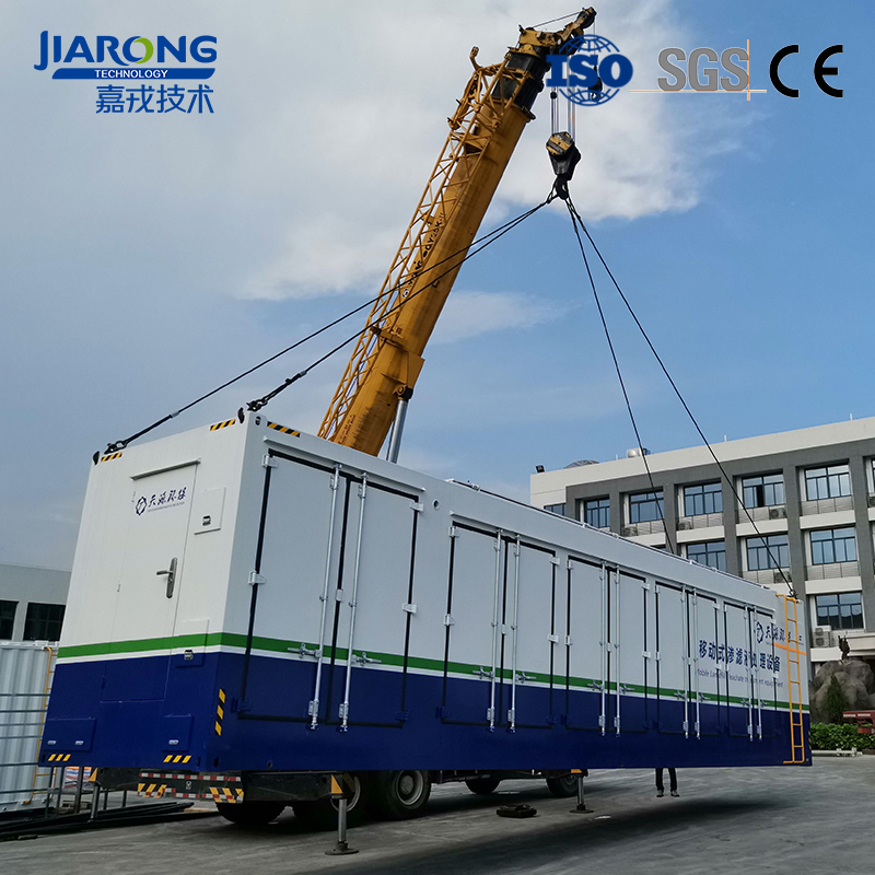 Containerized Leachate Treatment Equipment-0