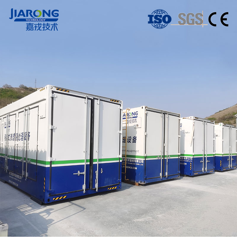 Containerized Leachate Treatment Equipment-3