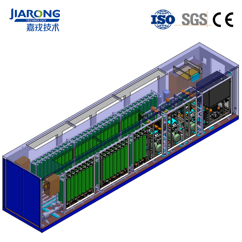 Containerized Leachate Treatment Equipment-4