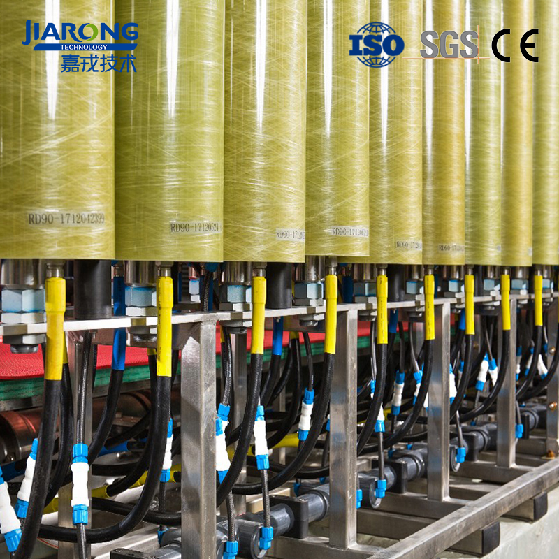 Customized Design DTRO Industrial Wastewater Leachate Treatment Equipment-3