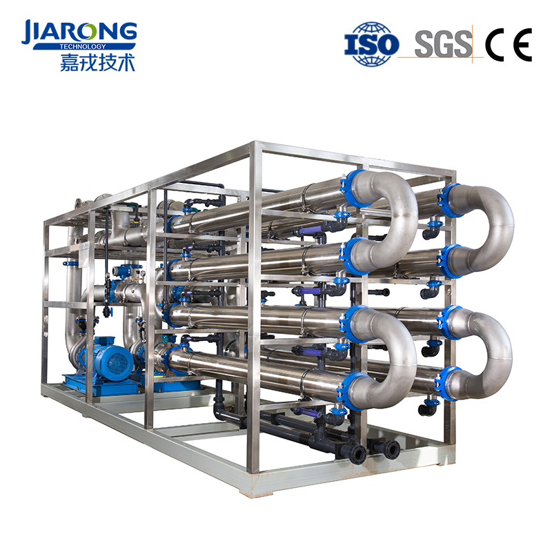 Jiarong - Tubular Ultrafiltration Membrane Leachate Sewage Treatment Equipment