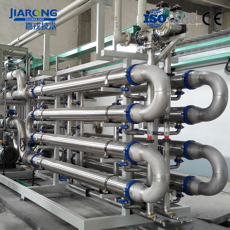 Tubular Ultrafiltration Membrane Leachate Sewage Treatment Equipment-2