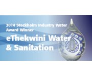 `Most progressive water utility in Africa` receives 2014 Stockholm Industry Water Award