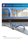 SedVac Sediment Dredge System - Brochure