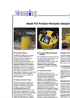 Model PST - Portable Peristaltic Fluid Samplers Brochure
