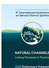 5th International Conference on Natural Channel Systems Brochure