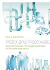 Water & Waste Water Fair 2014 - Brochure