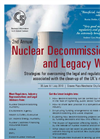 Nuclear Decommissioning & Legacy Waste