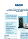 Multimedia Grey Water Systems Brochure