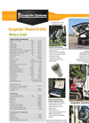 Geoprobe - Model 8140LC - Low Clearance Roto-Sonic Machine Brochure