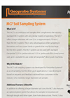 Macro-Core - Model MC7 - Soil Sampler Brochure