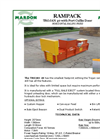 Trojan - Model 40 - Semi Automatic Balers Brochure