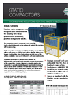 Mardon - Static Compactors Brochure