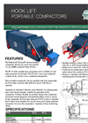 Model RP 22 and RP 24 - Portable Compactors Brochure