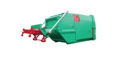 Model RP8 S7, RP8 S9, and RP8 P9 - Chain Lift Portable Compactor