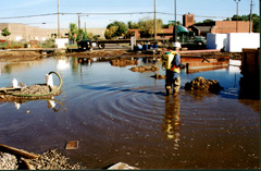 Construction Site Stormwater Management - Case study